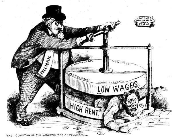 an overview of american politics and economy in the late 1800s Cuba assumed this position during the 19th century, and even after slavery was   important economic and political capital in the american political economy.