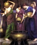 A representation of the Danaides by John William Waterhouse