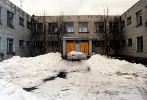 For thousands of Russian orphans, this is what home looks like: