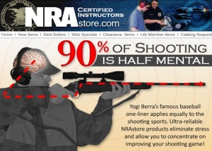 No one ever said math was the NRA's strong suit.