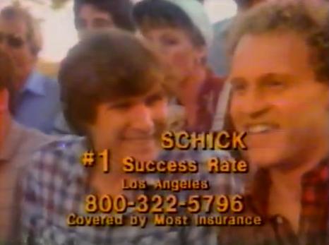 Schick Commercial