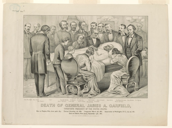 Death-of-General-James-A.-Garfield-Twentieth-President-of-the-United-States