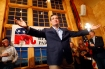 Republican presidential candidate Sen. Ted Cruz, R-Texas, speaks during a Republican Party of Dubuque County reception at Park Farm Winery, in Durango, Iowa, Wednesday, April 1, 2015. Cruz said concern about religious freedom, awakened in the debate over a new Indiana law, could unite conservative Republicans and rally some Democrats to the GOP in 2016. (AP Photo/Telegraph Herald, Nicki Kohl)
